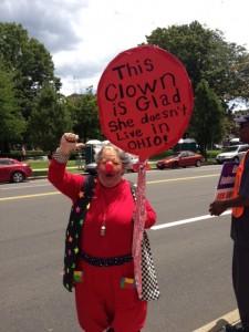 Clown Lady