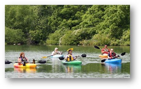 PA kayaking - 8.22.13