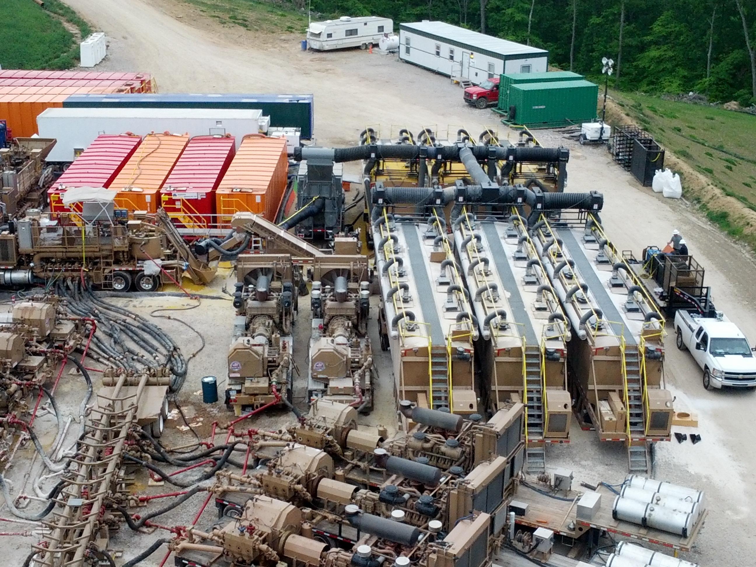 How An Ohio Company Eliminated Silica Dust