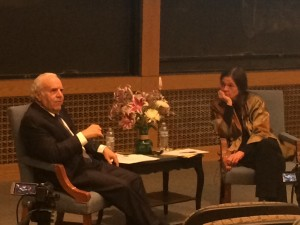 Professor Anthony Ingraffea appears at FrackingSENSE in Boulder, CO