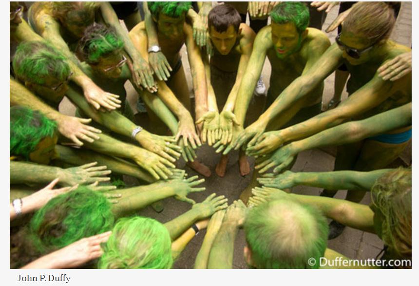 Green-Spectra