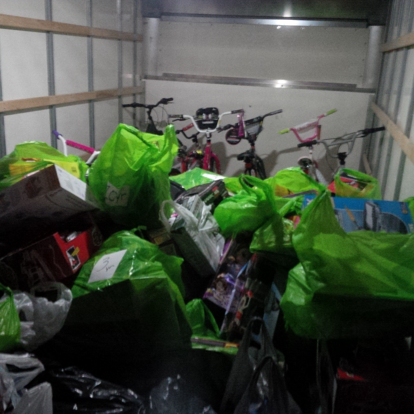 Toys for Tots headed to Belmont County.