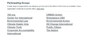 exxon-groups