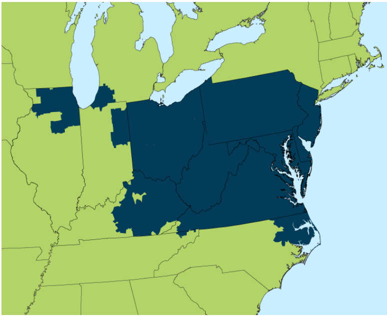 EIA: Marcellus, Utica Shales Driving Natural Gas Electricity